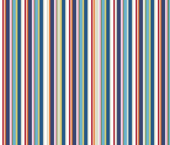 Vertical Colored Stripes Background Vector