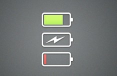 Flat Battery Icons