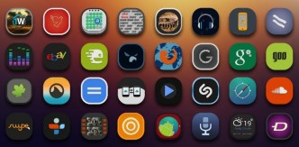 MMII Flat Web Icons Pack 04