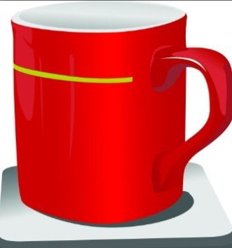 Vector Red Cup