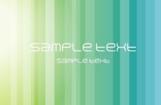 Bright Gradient Color Stripes Background Vector 01
