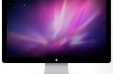 Apple LED Cinema Display Flat Panel PSD