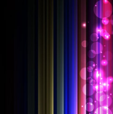 Bright Light HI-Tech Concept Vector Background 02