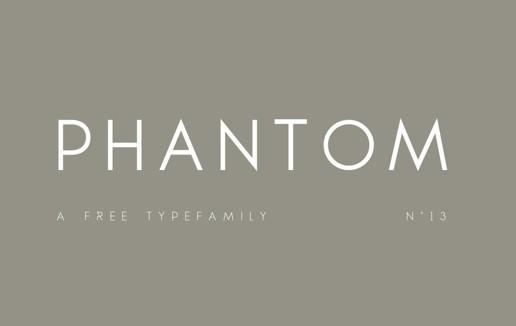 Free Type Family: PHANTOM