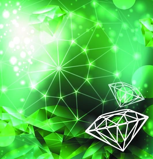 diamond background vector - photo #22