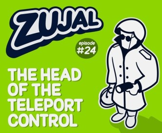 Zujal Vector Font