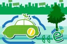 ECO & Green Energy Concept Vector Illustration 01