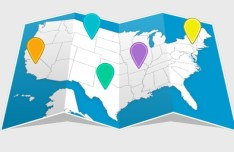 Map Fold PSD