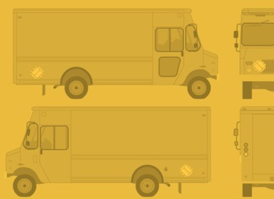 free food truck wrap template vector titanui