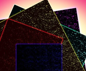 Shiny Fabric Textures PSD