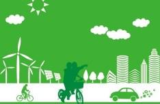 Green Earth Concept Vector Illustration 05