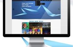 Pixmate - Responsive Web Template PSD