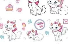 Vector Disney Marie Cat Set 03