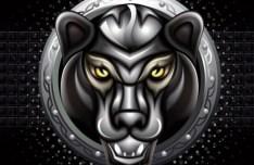 Black Panther Totem Symbol Vector