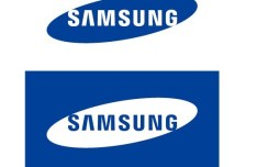 Simple Samsung Logo Design Vector