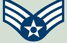 USAF E-4 Senior Airman
