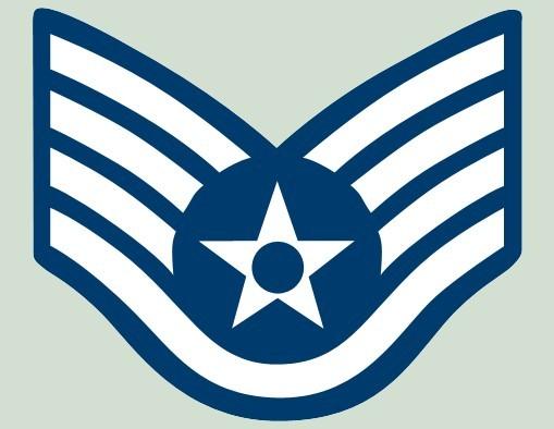 USAF E-5 Staff Sergeant