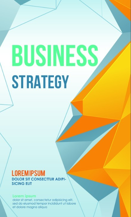 Creative Business Poster Cover Design Vector 04