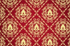 Seamless Classical Pattern Background Vector 01