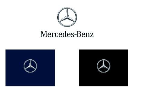 Mercedes Benz Logos Vector