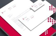 Full Editable Branding & Stationary Mockup PSD