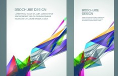 Creative Business Brochure Cover Design Vector 04