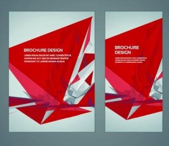 Creative Business Brochure Cover Design Vector 05