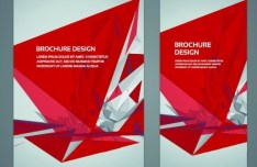 Creative Business Brochure Cover Design Vector 05