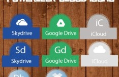 PowerLeek's Cloud Storage Icons