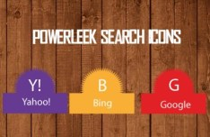 PowerLeek's Online Search Icons