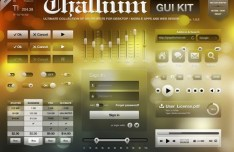 Thallium GUI Kit Free Version