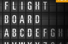 Flight Board EPS