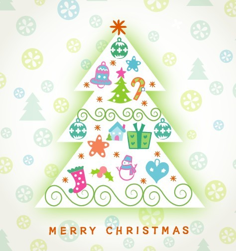 free cute christmas tree - photo #22