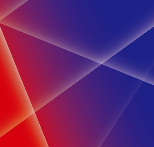 Abstract Glowing Lines Background Vector