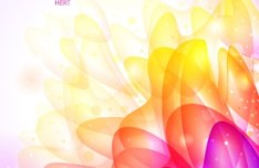 Vector Color Abstraction Background Vector 02