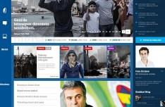 Radikal - Fashion Responsive Website Template PSD
