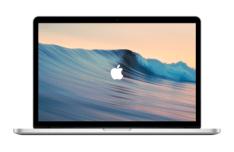 MacBook Pro Template PSD