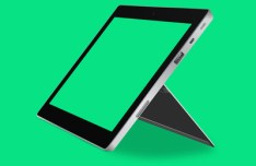 Surface 2 Vector Template