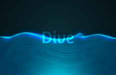 Blue Dive Background PSD