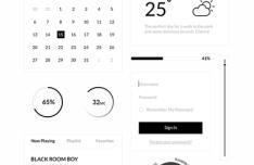 Super Minimal UI Kit PSD