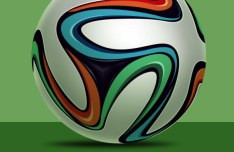 adidas Brazuca 2014 FIFA World Cup Official Match Ball PSD
