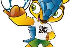 2014 FIFA World Cup Mascot Fuleco