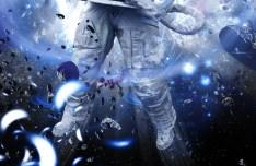 Astronauta Website Template PSD