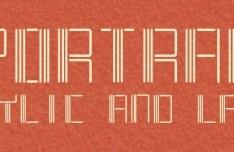 SPORTRACK Font