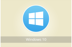 Windows 10 Icon PSD