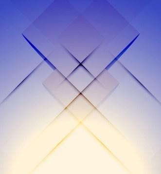 Violet Origami Background Vector
