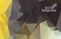 Modern Polygon Background Vector 05
