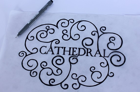 Cathedral Typeface