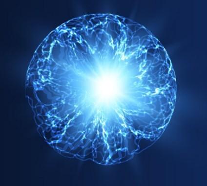 Raiton: Inazuma Ōbu Blue-Ball-Lightning-Vector