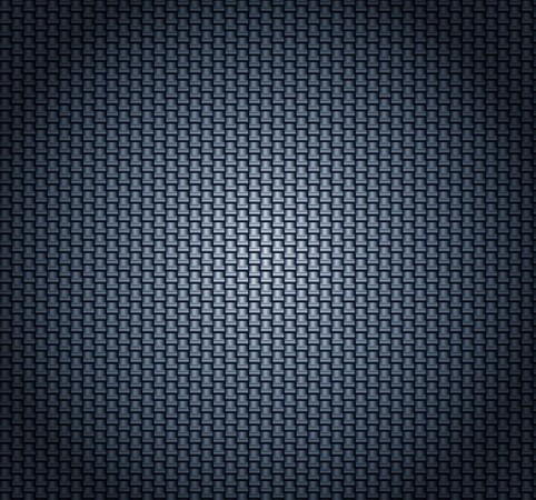 Dark Metal Vector Background